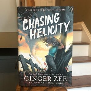 YA Novel Chasing Helicity by Ginder Zee